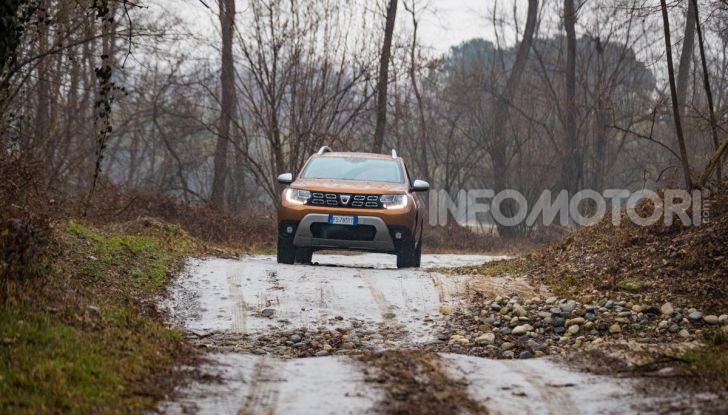 Prova Dacia Duster a GPL 2019: il SUV a gas da 13.350€ - Foto 4 di 46
