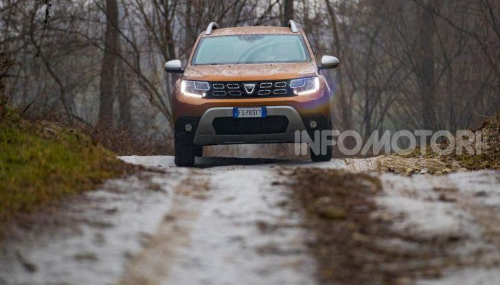 Prova Dacia Duster a GPL 2019: il SUV a gas da 13.350€ - Foto 41 di 46
