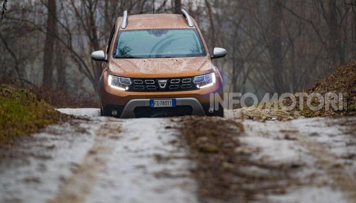 Prova Dacia Duster a GPL 2019: il SUV a gas da 13.350€ - Foto 40 di 46