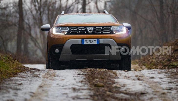 Prova Dacia Duster a GPL 2019: il SUV a gas da 13.350€ - Foto 5 di 46