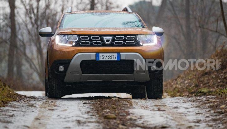 Prova Dacia Duster a GPL 2019: il SUV a gas da 13.350€ - Foto 38 di 46