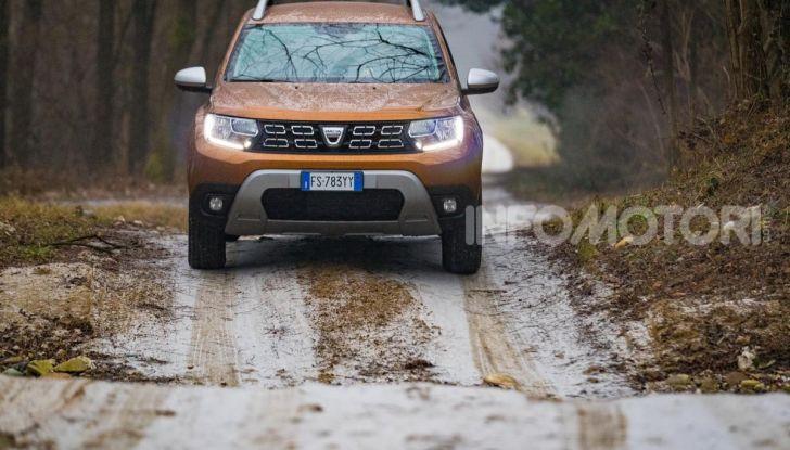 Prova Dacia Duster a GPL 2019: il SUV a gas da 13.350€ - Foto 9 di 46