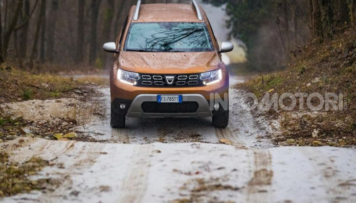 Prova Dacia Duster a GPL 2019: il SUV a gas da 13.350€ - Foto 37 di 46