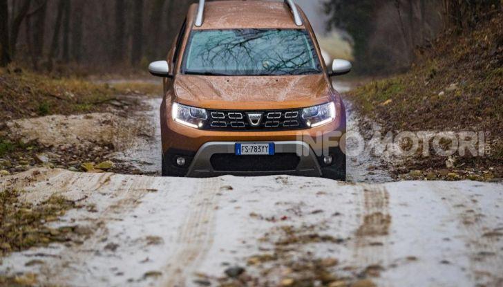 Prova Dacia Duster a GPL 2019: il SUV a gas da 13.350€ - Foto 15 di 46
