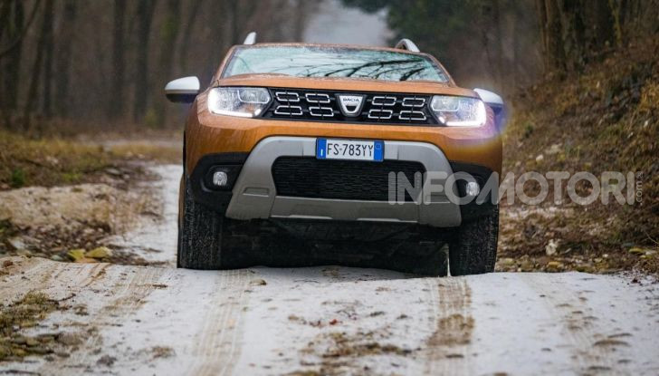 Prova Dacia Duster a GPL 2019: il SUV a gas da 13.350€ - Foto 6 di 46