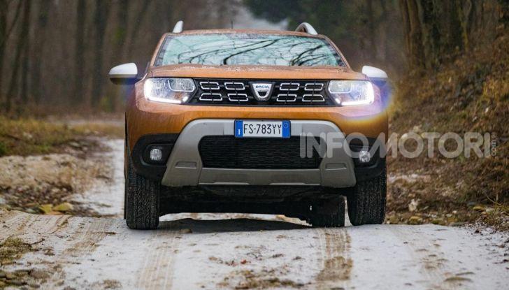 Prova Dacia Duster a GPL 2019: il SUV a gas da 13.350€ - Foto 36 di 46