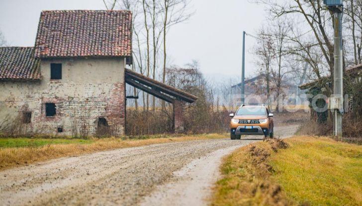 Prova Dacia Duster a GPL 2019: il SUV a gas da 13.350€ - Foto 45 di 46