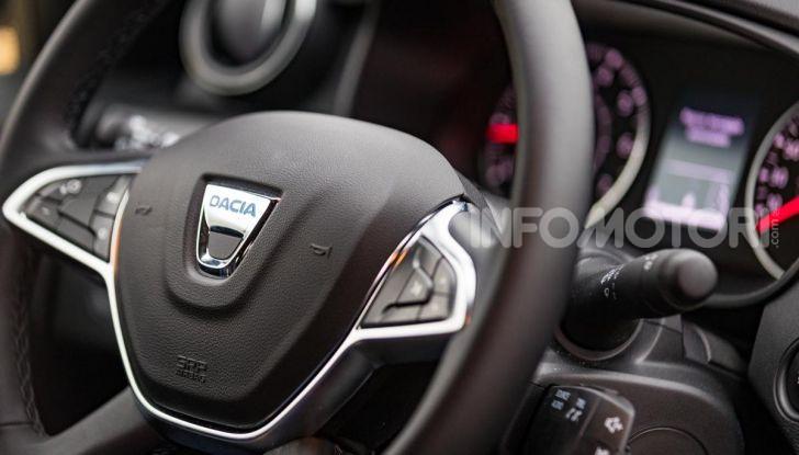 Prova Dacia Duster a GPL 2019: il SUV a gas da 13.350€ - Foto 28 di 46