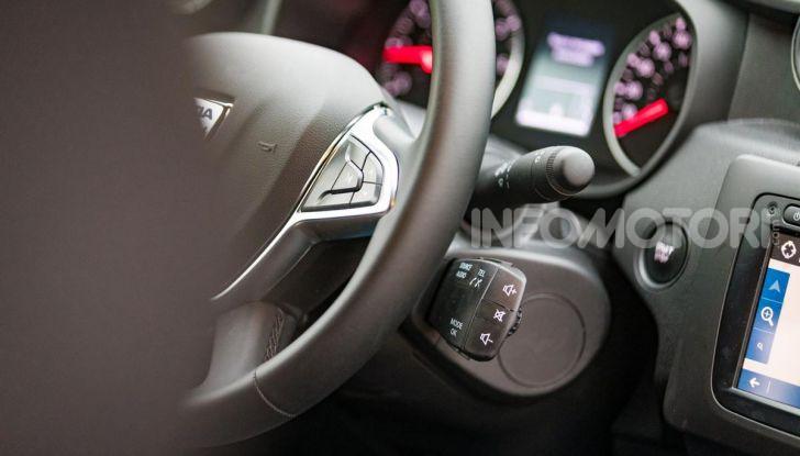 Prova Dacia Duster a GPL 2019: il SUV a gas da 13.350€ - Foto 26 di 46