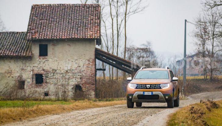 Prova Dacia Duster a GPL 2019: il SUV a gas da 13.350€ - Foto 3 di 46
