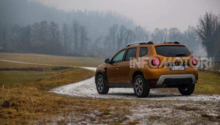 Prova Dacia Duster a GPL 2019: il SUV a gas da 13.350€ - Foto 14 di 46