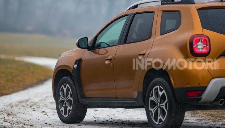 Prova Dacia Duster a GPL 2019: il SUV a gas da 13.350€ - Foto 13 di 46