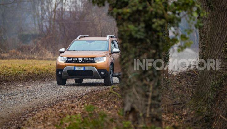 Prova Dacia Duster a GPL 2019: il SUV a gas da 13.350€ - Foto 7 di 46