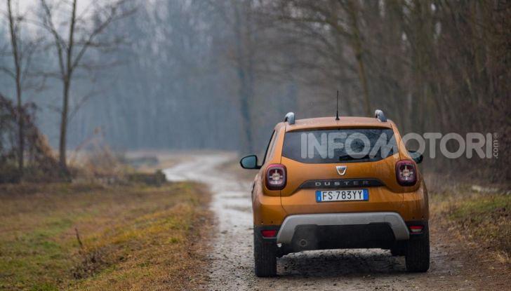 Prova Dacia Duster a GPL 2019: il SUV a gas da 13.350€ - Foto 44 di 46