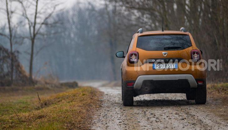 Prova Dacia Duster a GPL 2019: il SUV a gas da 13.350€ - Foto 43 di 46
