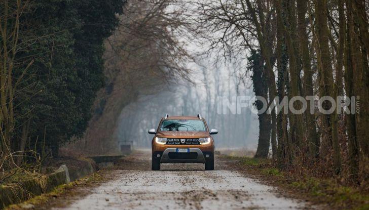 Prova Dacia Duster a GPL 2019: il SUV a gas da 13.350€ - Foto 8 di 46