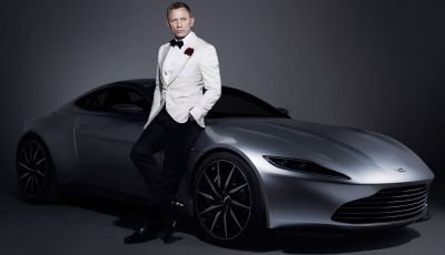 James Bond nel prossimo film di 007 guiderà una Aston Martin 100% elettrica