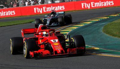 F1 2019 GP Australia: orari TV Sky e TV8