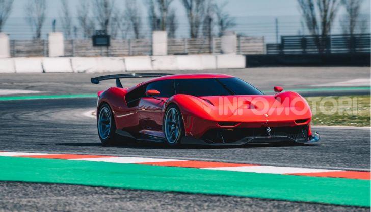 Ferrari P80/C: la one-off di Maranello per abbattere i limiti della tecnica - Foto 1 di 14