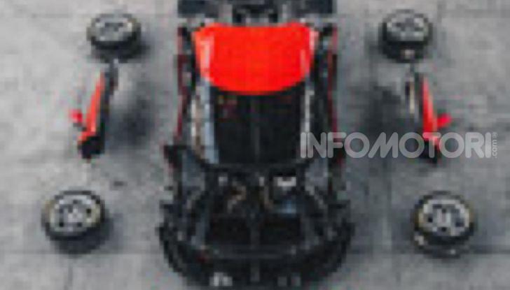 Ferrari P80/C: la one-off di Maranello per abbattere i limiti della tecnica - Foto 7 di 14