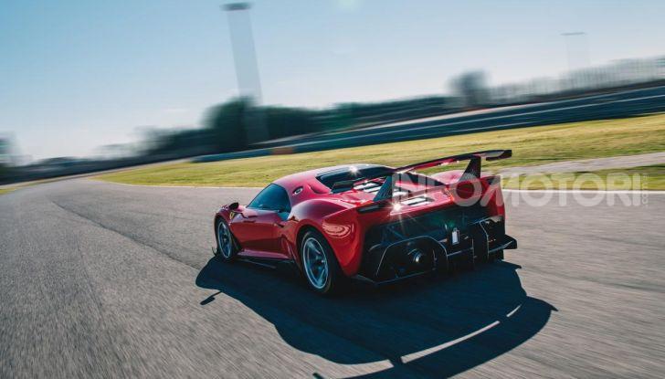 Ferrari P80/C: la one-off di Maranello per abbattere i limiti della tecnica - Foto 14 di 14