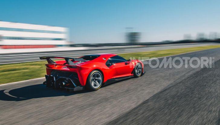 Ferrari P80/C: la one-off di Maranello per abbattere i limiti della tecnica - Foto 5 di 14