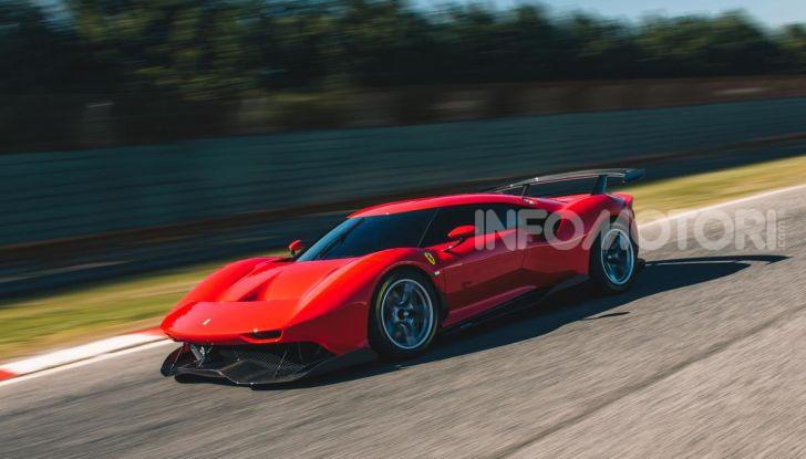 Ferrari P80/C: la one-off di Maranello per abbattere i limiti della tecnica - Foto 2 di 14