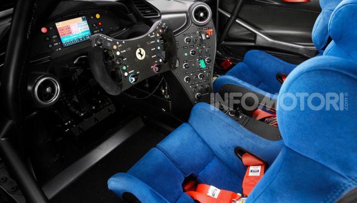 Ferrari P80/C: la one-off di Maranello per abbattere i limiti della tecnica - Foto 13 di 14