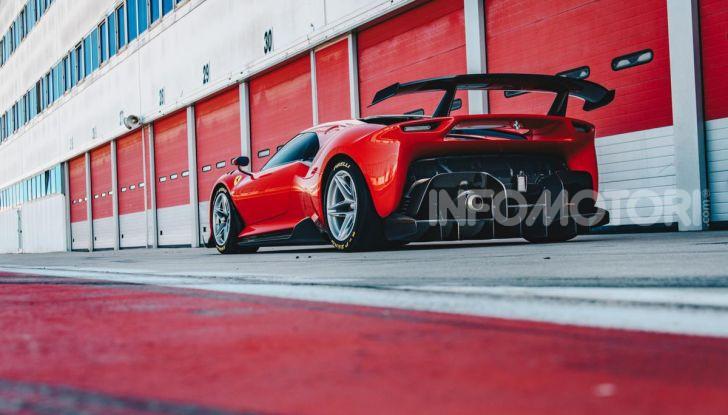 Ferrari P80/C: la one-off di Maranello per abbattere i limiti della tecnica - Foto 4 di 14