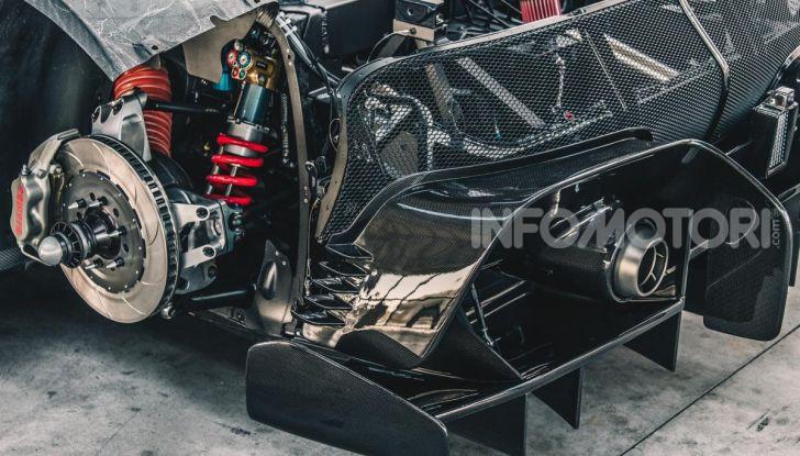 Ferrari P80/C: la one-off di Maranello per abbattere i limiti della tecnica - Foto 12 di 14