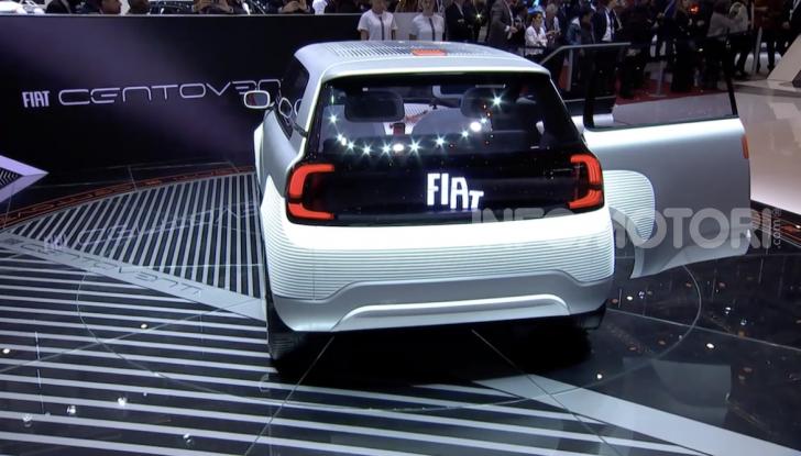 Fiat Centoventi: online il configuratore della Panda Elettrica fai da te - Foto 40 di 40