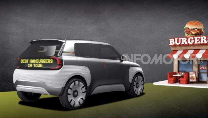 Fiat Centoventi: online il configuratore della Panda Elettrica fai da te - Foto 35 di 40