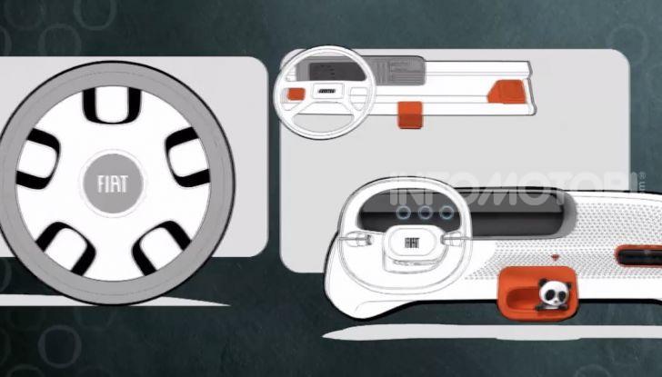 Fiat Centoventi: la citycar italiana elettrica del Less is More! - Foto 33 di 40