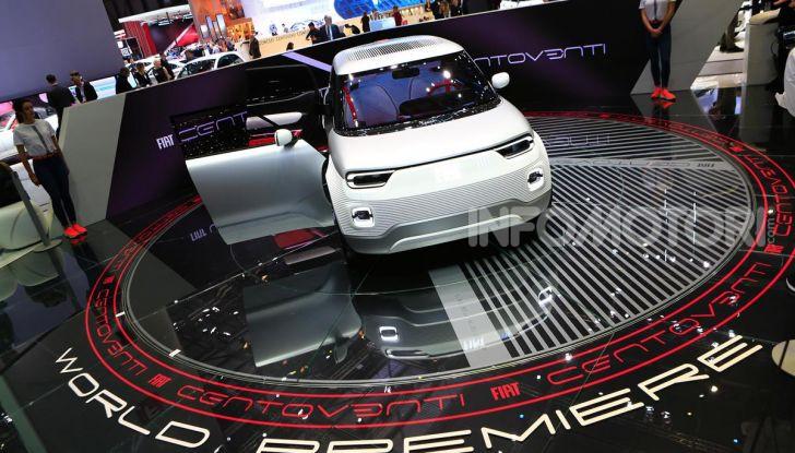 Fiat Centoventi: la citycar italiana elettrica del Less is More! - Foto 1 di 40