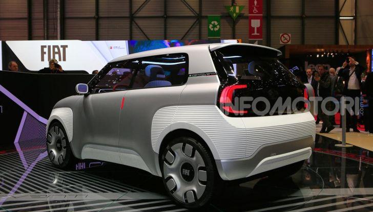 Fiat Centoventi: online il configuratore della Panda Elettrica fai da te - Foto 12 di 40