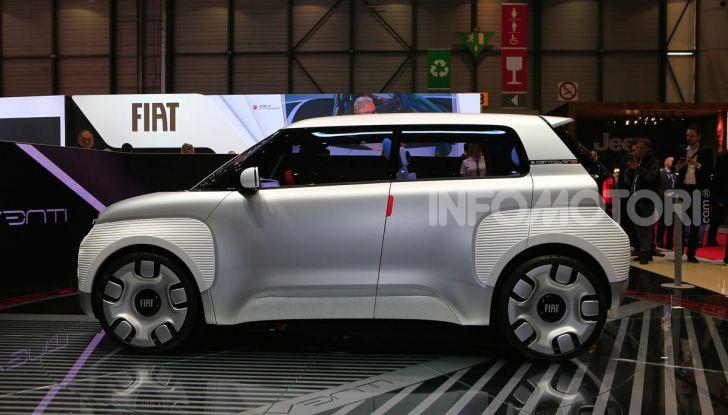Fiat Centoventi: la citycar italiana elettrica del Less is More! - Foto 14 di 40