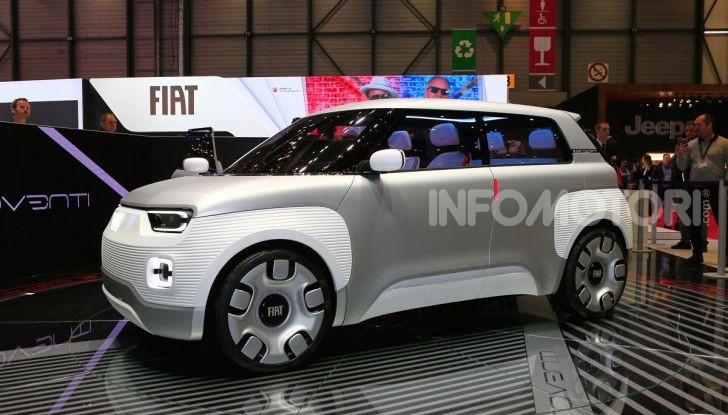 Fiat Centoventi: la citycar italiana elettrica del Less is More! - Foto 15 di 40