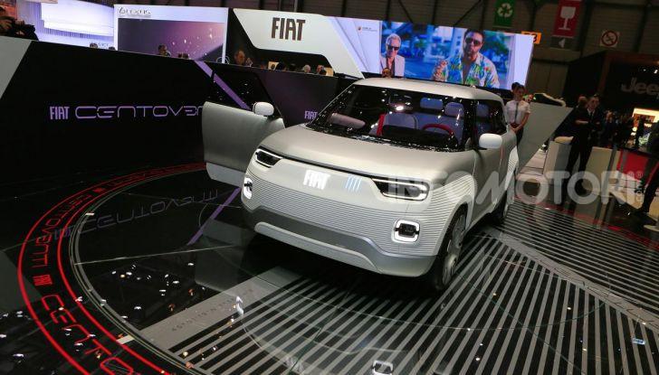 Fiat Centoventi: la citycar italiana elettrica del Less is More! - Foto 18 di 40
