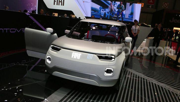 Fiat Centoventi: online il configuratore della Panda Elettrica fai da te - Foto 19 di 40