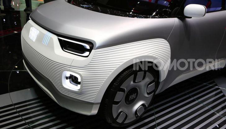 Fiat Centoventi: la citycar italiana elettrica del Less is More! - Foto 2 di 40