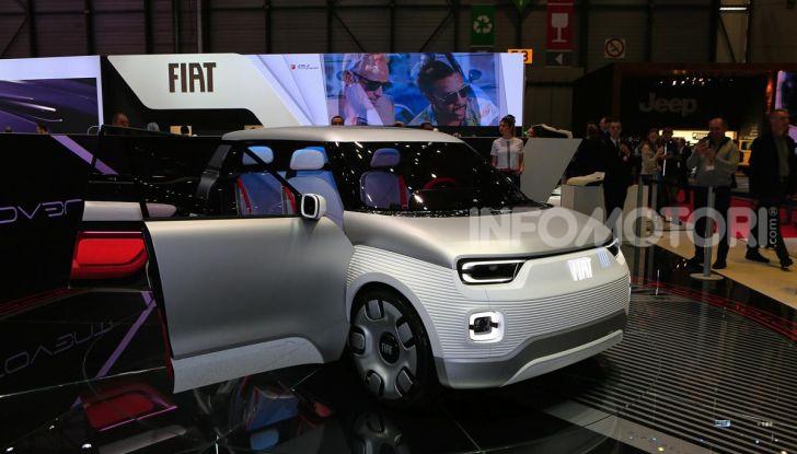 Fiat Centoventi: la citycar italiana elettrica del Less is More! - Foto 21 di 40