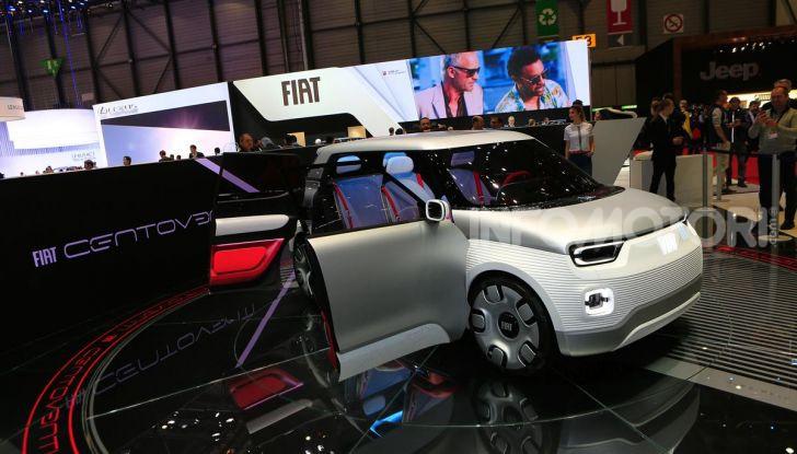 Fiat Centoventi: la citycar italiana elettrica del Less is More! - Foto 22 di 40