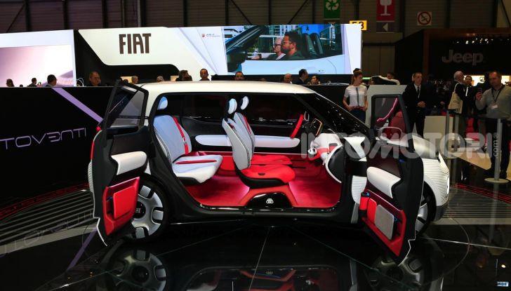 Fiat Centoventi: la citycar italiana elettrica del Less is More! - Foto 23 di 40