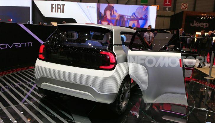 Fiat Centoventi: online il configuratore della Panda Elettrica fai da te - Foto 9 di 40