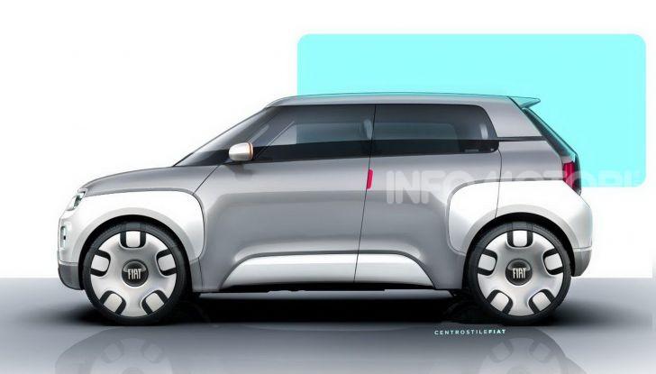 Fiat Centoventi: online il configuratore della Panda Elettrica fai da te - Foto 30 di 40