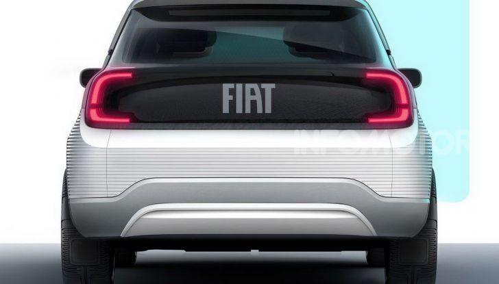 Fiat Centoventi: la citycar italiana elettrica del Less is More! - Foto 29 di 40