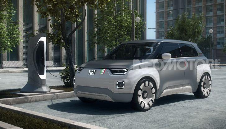 Fiat Centoventi: online il configuratore della Panda Elettrica fai da te - Foto 26 di 40