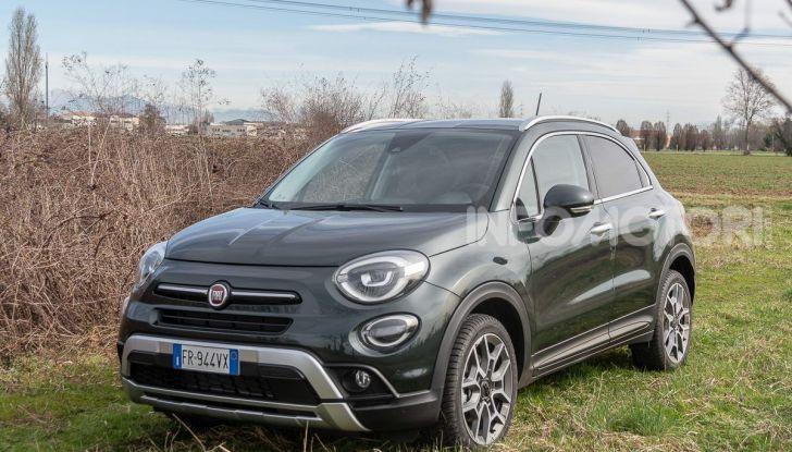 Prova Fiat 500X 1.3 T4 FireFly DCT 2019: Più prestazioni, meno consumi - Foto 5 di 41