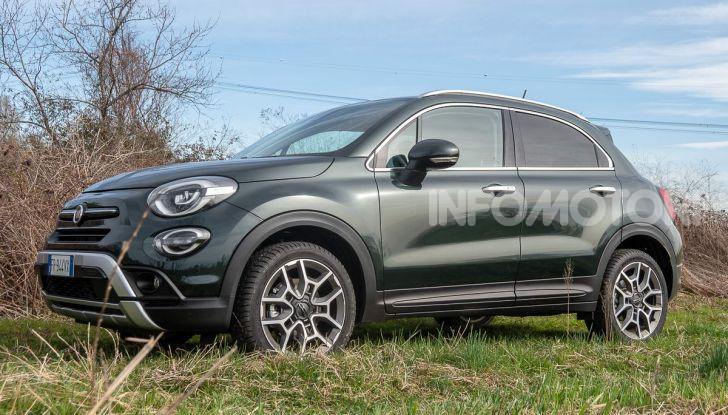Prova Fiat 500X 1.3 T4 FireFly DCT 2019: Più prestazioni, meno consumi - Foto 6 di 41