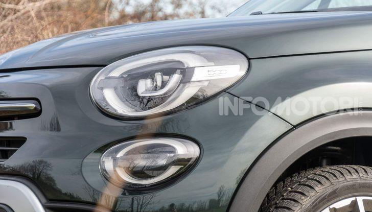 Prova Fiat 500X 1.3 T4 FireFly DCT 2019: Più prestazioni, meno consumi - Foto 7 di 41